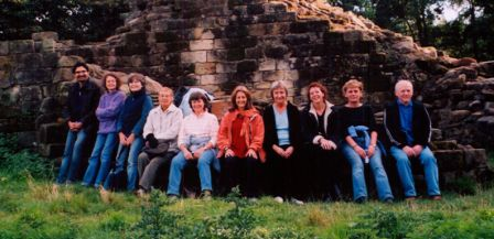September 2005: At the Castle